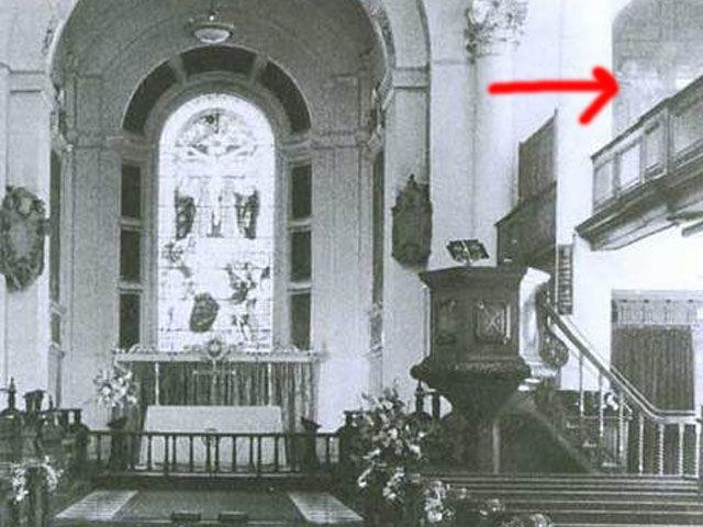 Самые известные фотографии привидений (15 фото)
