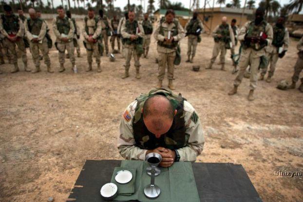 Секретное письмо из Ирака (13 фото)