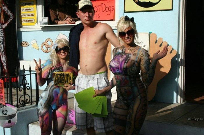 Фестиваль во Флориде (31 фото)