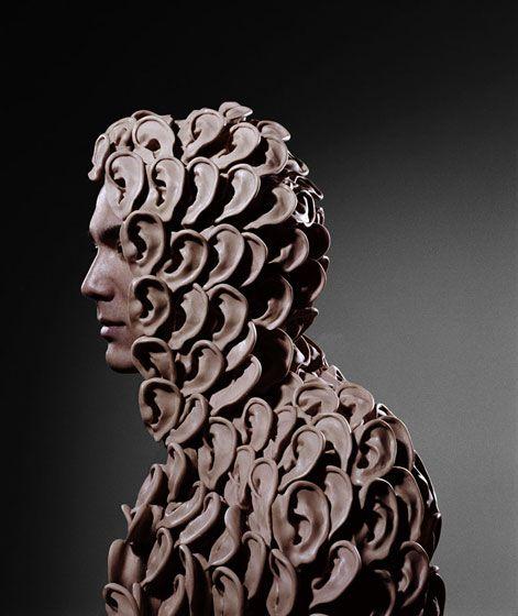 Креативные работы Phillip Toledano (76 штук)