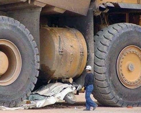 Опасные тонны (57 фото)