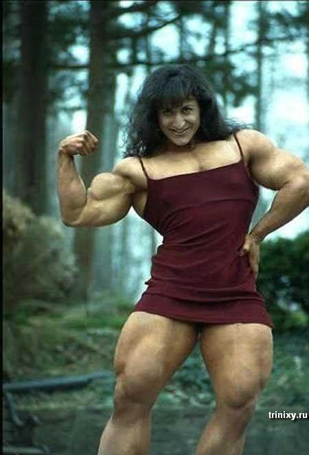 Жертвы стероидов и их кумиры (48 фото)