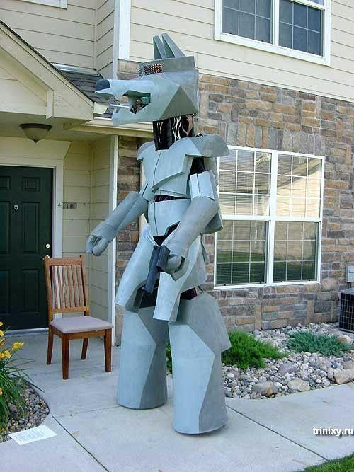 Я - робот (14 фото)