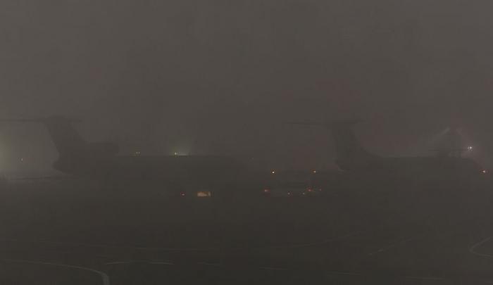 Туман (17 фото)