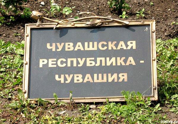 """Фотографии с конкурса РИА """"Новости"""" """"Нелепые вывески"""" (44 фото)"""