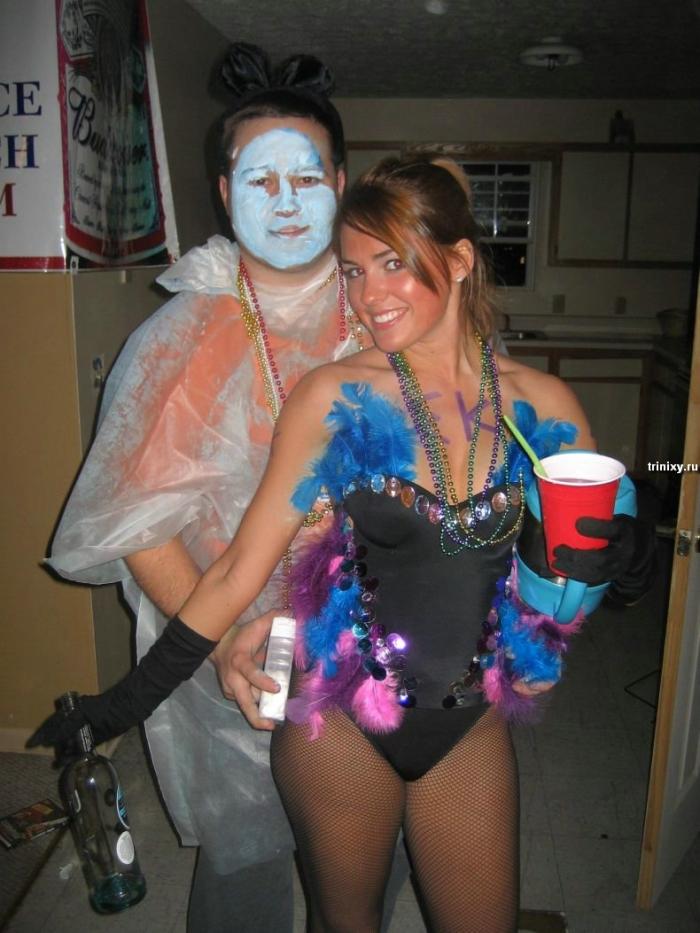 Девушки на вечеринках (29 фото) НЮ
