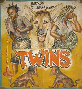 Африканские киноафиши (82 фото)