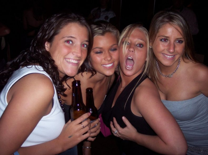 Drunk bitches