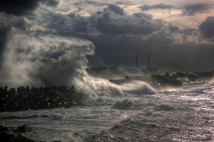 Морская стихия (8 фото)