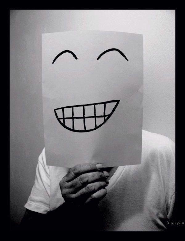 Улыбайтесь. Пост хорошего настроения (54 фото)