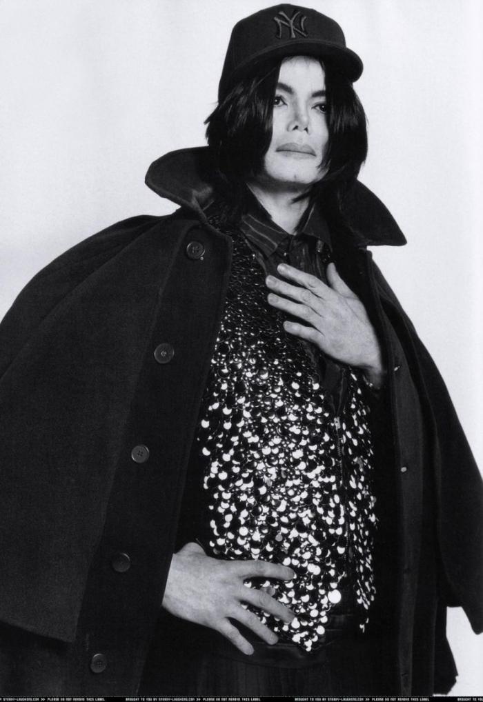Майкл Джексон: красавец или чудовище? (7 фото)