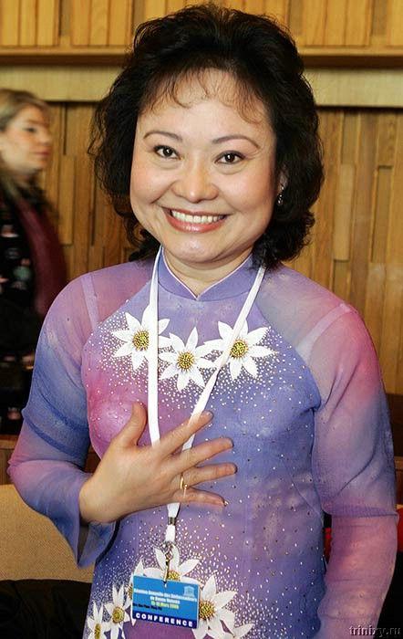 Вьетнамская девочка (5 фото)