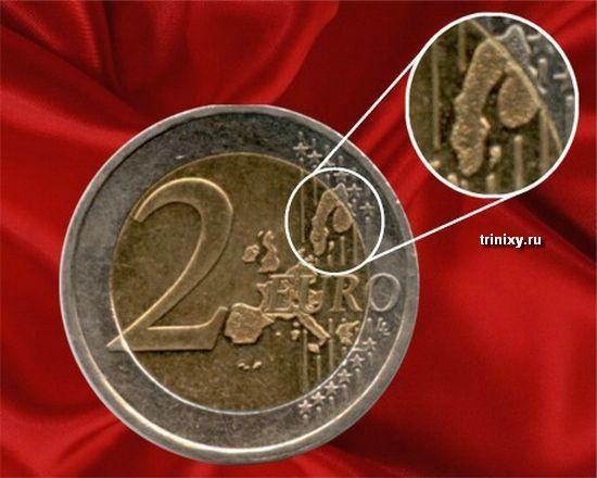 Осторожно! Фальшивые евро (3 фото)