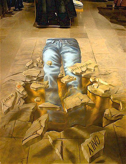 Известные стрит-арт художинки посетили Москву (35 фото + видео)