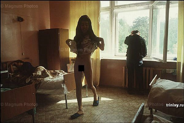 Русские транссексуалы образца 92-го года (17 фото)