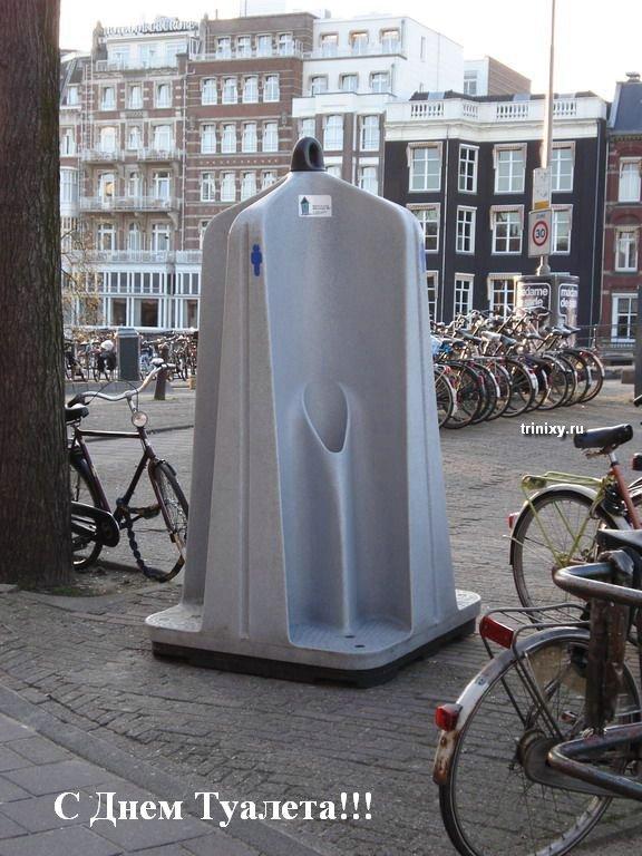 Сегодня Всемирный день туалета! (27 фото)