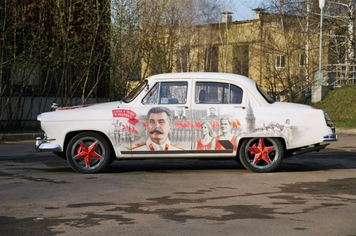 Volga-Cayenne (27 фото + описание)