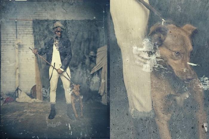 Африканские скинхеды (18 фото)