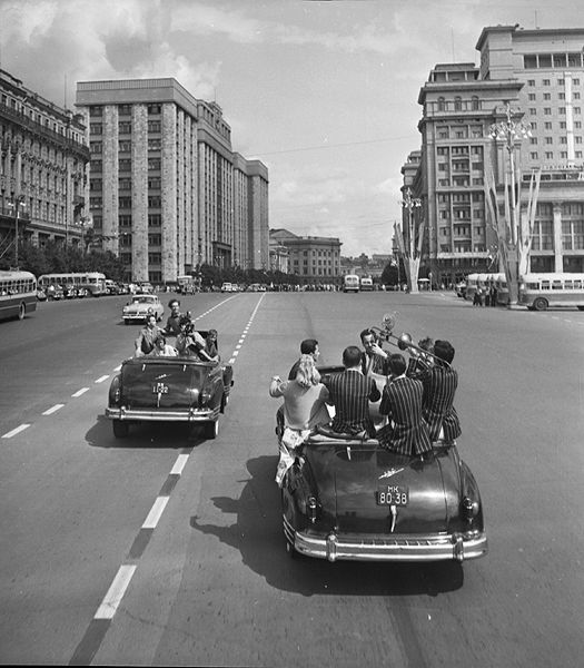 Огромная подборка фотографий старой Москвы (105 фото)