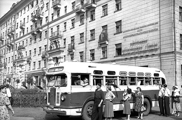 Фотографии старой Москвы (198 штук)