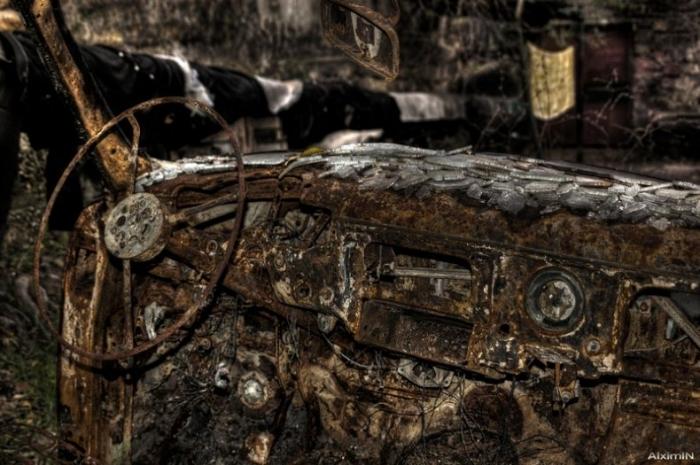 Классные фотографии в HDR - Волга (10 фото)