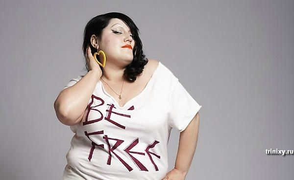 Beth Ditto за другие стандарты (21 фото)