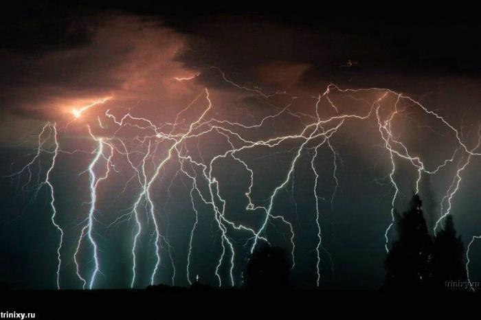 Красивые фотографии молний (20 фото)