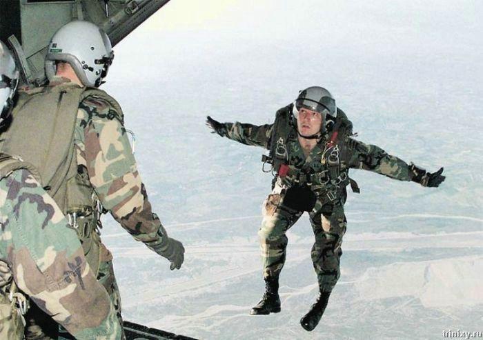 Фотожаба. Американский летчик (24 работы)