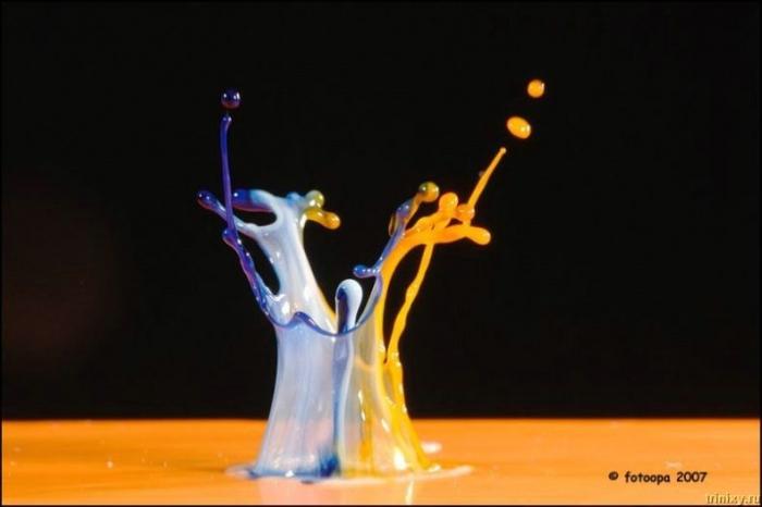 """Креатив """"Танец воды"""""""