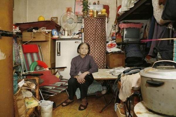 Как живет простой китаец (46 фото)
