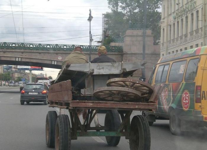 Автомобили, дураки и дороги (83 фото)