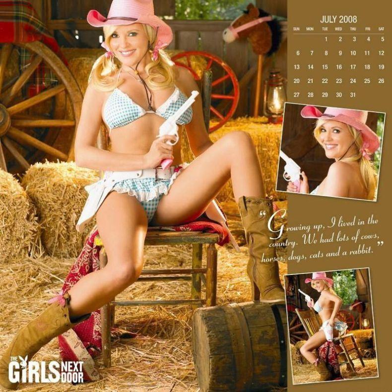 Фото календари плейбой