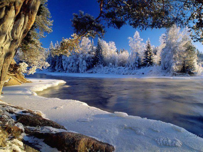 Красивая природа (34 фото)