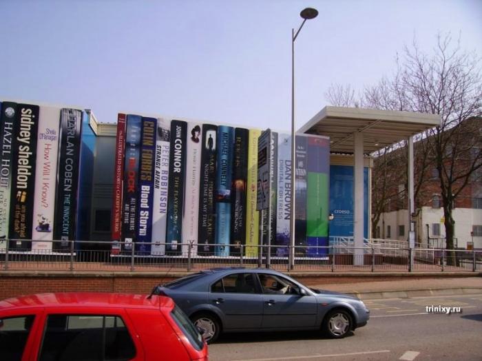 Невероятные библиотеки (7 фото)