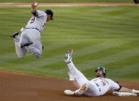 Лучшие спортивные моменты (32 фото)
