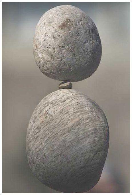 Чудеса балансировки (5 фото)