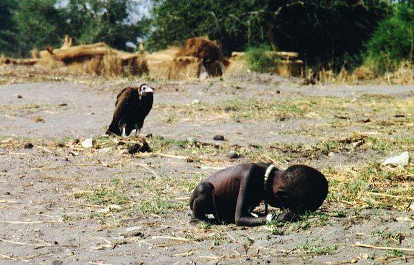 Фотографии, изменившие мир. Часть 2 (23 фото)