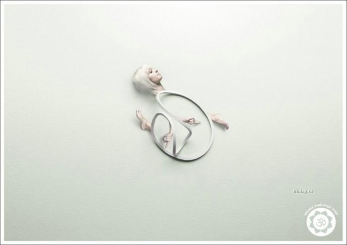 Рекламный креатив от LSD Studio