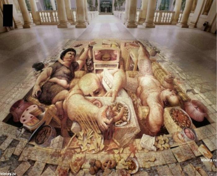 Обманки как художественный феномен - Страница 2 Kurt_wenner_08