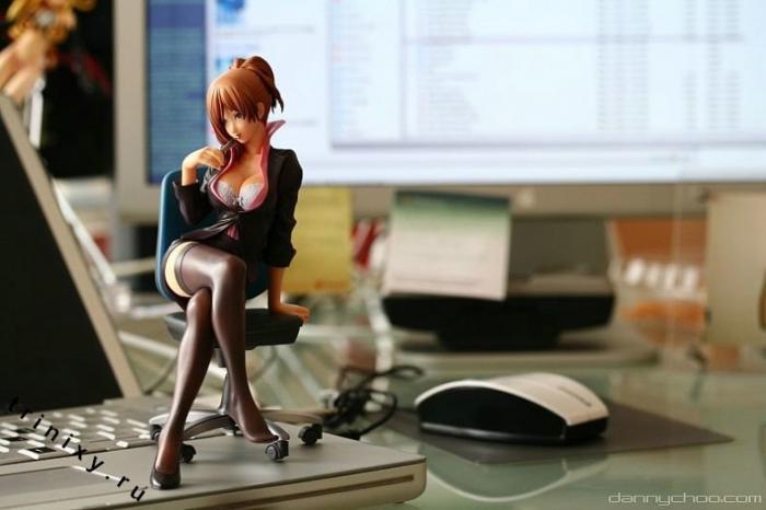 Japońskie seksowne figurki