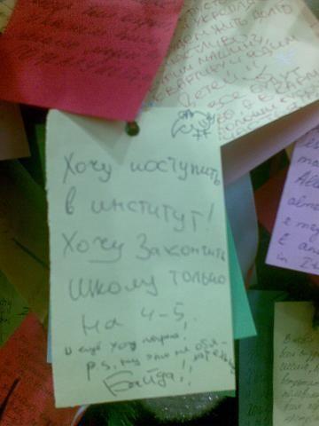 Волшебные комментарии на елке (12 фото)