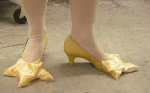 Обувь Fenni