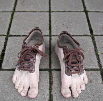 Креативная обувь (35 Фото)