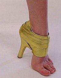 Как Называется Летняя Обувь Через Палец