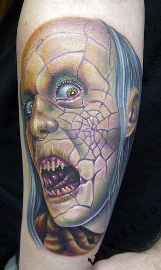 Мастера татуировок (80 фото)