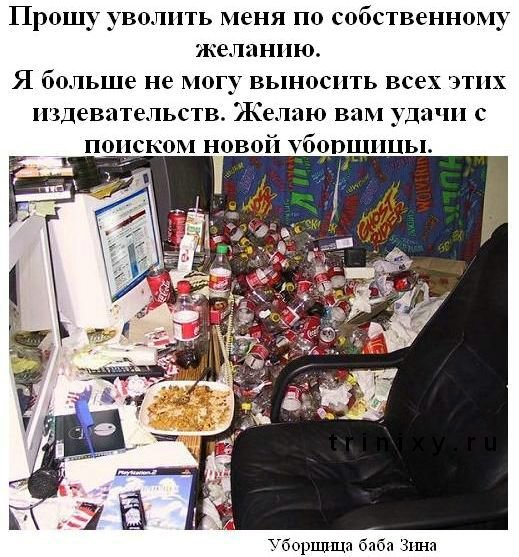 Доска почета нашего офиса (18 картинок)