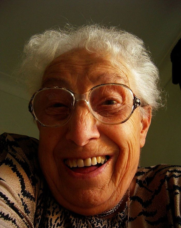 Фотографии старых бабуль 17 фотография