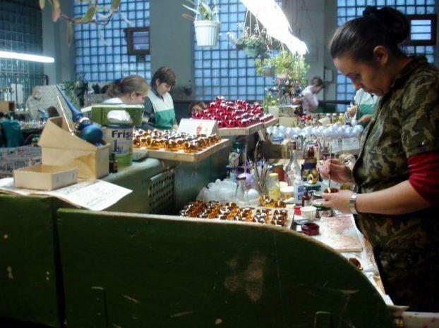 Покупайте только российские стеклянные елочные игрушки (10 фото + текст)
