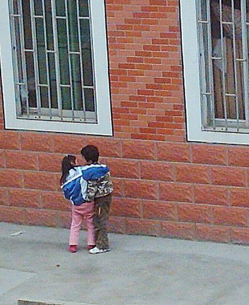 История любви по-китайски (9 фото)