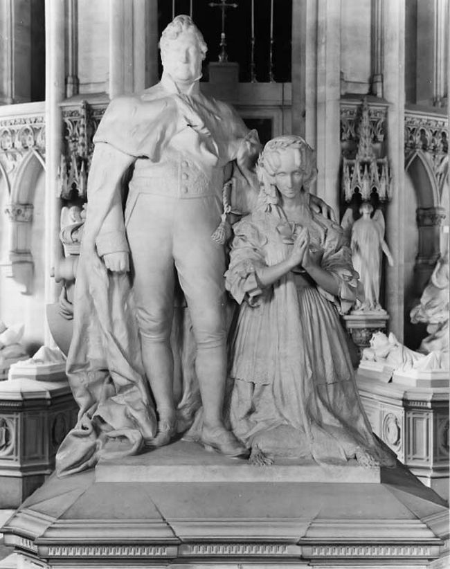 Склепы королевских семей (22 фото)